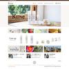 復興支援活動から生まれたコスメ商品「Kūne」のWEBサイトを制作