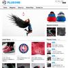 スニーカー、アパレルのEC、WEBマガジン「PLUS ONE」を制作